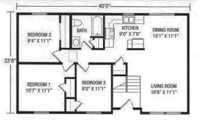 split ranch floor plans u and u modular homes raised ranch floorplans