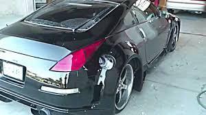 custom nissan 350z body kits nissan 350z with vader3 w bodykit and custom paint youtube