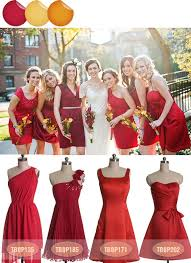bridesmaid dresses fall 2013 u2013 amazing color inspiration tulle