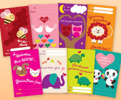 kids valentines day cards best free printable cards for kids s day 2017
