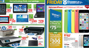 walmart s black friday sale 100 gift card with mini purchase