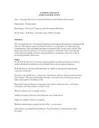 best solutions of sample cover letter for college admissions job