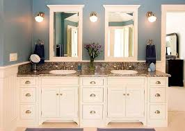 Bathroom With White Cabinets  Best White Bathroom Cabinets - White cabinets master bathroom