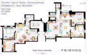 sex and the city floor plan check out floor plans of tv homes from batman the flintstones