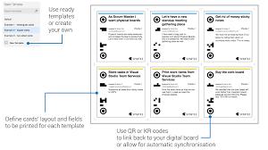 agile cards visual studio marketplace