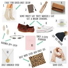 Stocking Stuffers For Her Stocking Stuffer Ideas For Her All Under 50