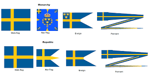 Flag Sweden Sam U0027s Flags Empire Total War Game Flags