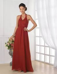 christina wu occasions bm38 chiffon halter bridesmaid gown french