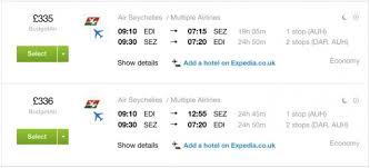 flights uk to seychelles 335