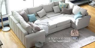 Sectional Pit Sofa Bassett Beckham Sectional Furniture Large Size Of Sectional Barn