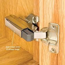 Cabinet Door Closers Kitchen Cabinet Door Closers Soft Clip Hinge