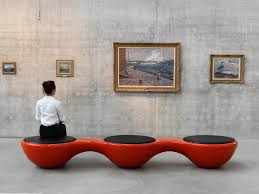 bureau union union bench panorama waiting area benches from jangir maddadi