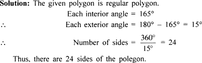 Regular Pentagon Interior Angles How Many Sides Does A Regular Polygon Have If Each Of Its Interior