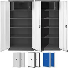 ensemble de 2 armoire de bureau avec un compartiment secret