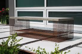 modern outdoor benches u2014 loci designs