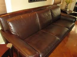 Nicoletti Leather Sofa Nicoletti Italian Leather Sofa For Sale In Flatlands Kings County