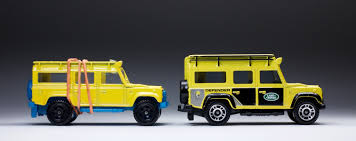 matchbox land rover discovery the matchbox land rover defender 110 goes through its second