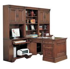Partner Desk With Hutch Aspenhome
