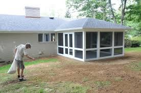 screen porch building plans screen porch construction andrew watkins custom homebuilding inc