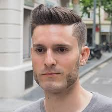 hairstyles for men with square heads best 16 fixed hairstyles men s with square face
