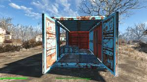 box houses at fallout 4 nexus mods and community