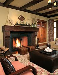 Mantel Ideas For Fireplace by Best 25 Rustic Fireplace Mantle Ideas On Pinterest Rustic