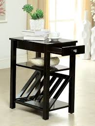 Small Accent Table Small Side Table With Drawers Home Design Ideas