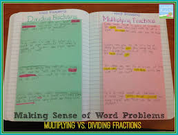 5 3j multiplying and dividing fractions word problems math