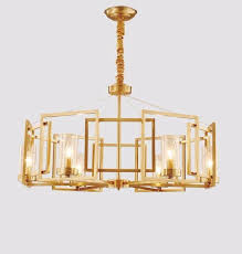 Copper Ceiling Light Buy Square Modern Copper Pendant Light At Lifeix Design For Only
