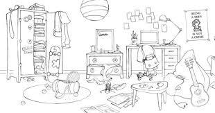 d馗rire sa chambre en anglais notre de français description d une chambre