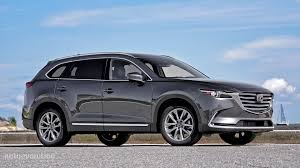 mazda cx models driven 2017 mazda cx 9 signature awd autoevolution