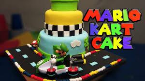 mario cake mario kart cake