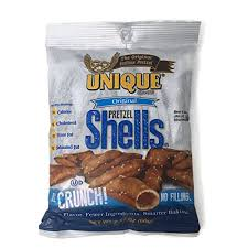 unique pretzel shells where to buy unique pretzels individual snack packs 2 12 oz bags set of 8