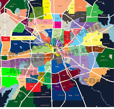 Dallas Fort Worth Metroplex Map by Fort Worth Zip Code Map Zip Code Map