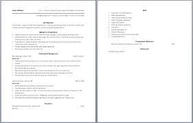 10 bartending resume best template writing resume sample