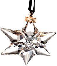 swarovski 2000 ornament ebay