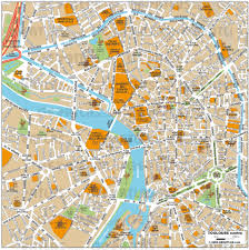 France Map Cities by Toulouse Map