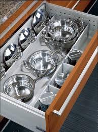 Drawer Kitchen Cabinets 18 Best Cabinet Drawer Interiors Images On Pinterest Kitchen