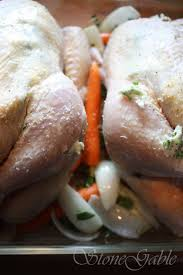 Ina Garten Roasted Vegetables by Ina Garten U0027s Perfect Roast Chicken With A Stonegable Twist