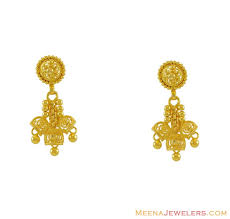 small earrings designs beautify themselves with earrings