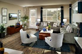 Beazer Home Floor Plans by Residence 4 Home Plan In Cottages At Capital Village Rancho