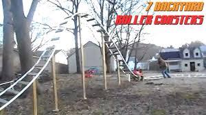 roller coaster for backyard 7 backyard roller coasters