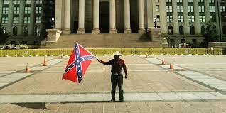 Flag Of Oklahoma Black Man Organized Obama U0027s Confederate Flag Greeting In Oklahoma