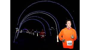 fantasy of lights 5k f4f fantasy of lights 5k returns for second year wane