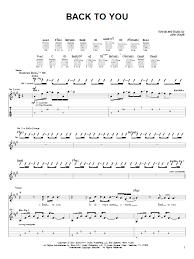 Comfortable Lyrics John Mayer Back To You Sheet Music Direct