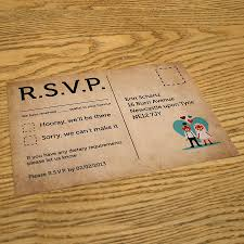 wedding invitations rsvp theruntime