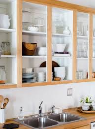 open kitchen cabinets with no doors 25 trending kitchen shelf and shelving unit ideas digsdigs