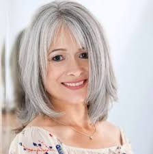 highlights for white hair on older women 44 best images about 50 shades of beautiful gray on pinterest
