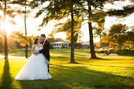 emily u0026 gannon u0027s wedding at the fairmount country club