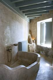 trend alert 13 sculptural baths and showers remodelista above a shower in swiss architect le corbusier s own apartment atelier near the bois de boulogne just outside of paris photograph by alexa hotz